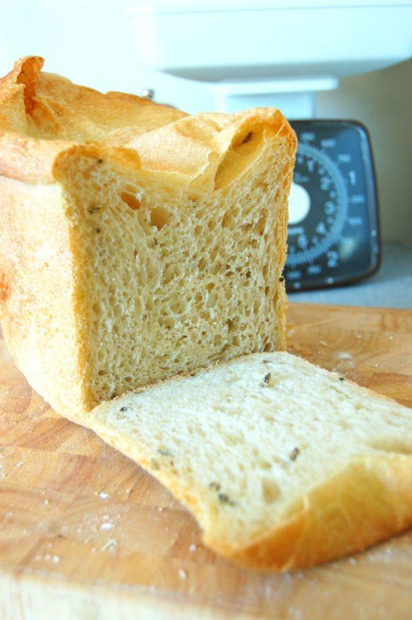 Sliced boyfriend bread