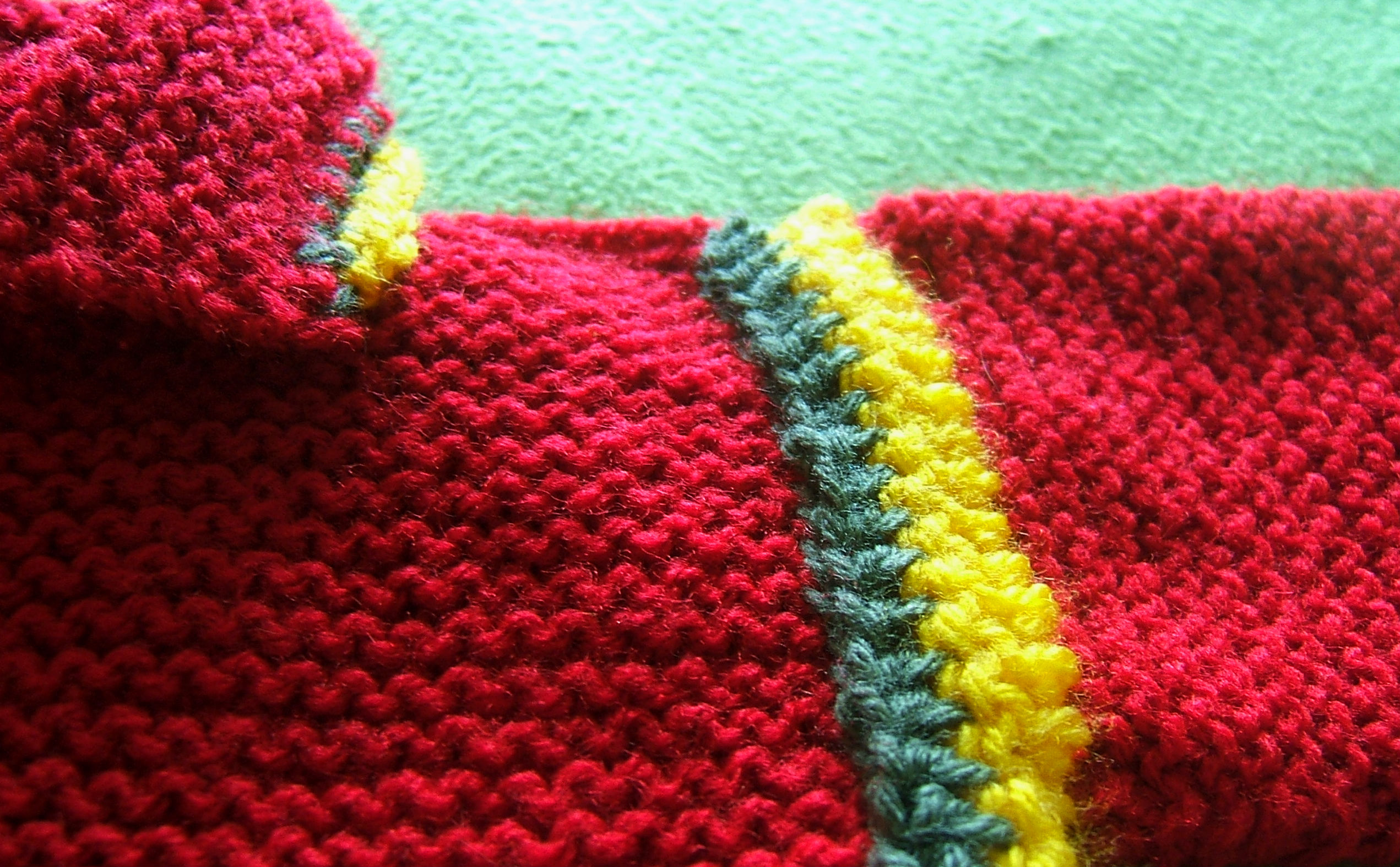 How to make a knitting pattern your own baby rasta jacket lots yellow and green crochet edging bankloansurffo Images