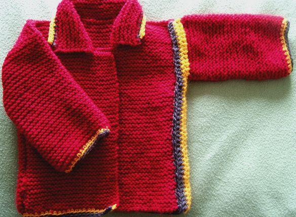 Baby Rasta Jacket