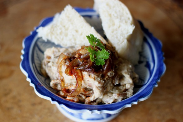 Caramelised Onion Hummus