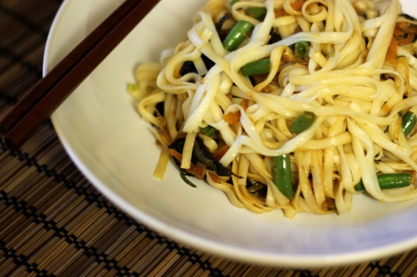 Quick Asian-Style Noodles