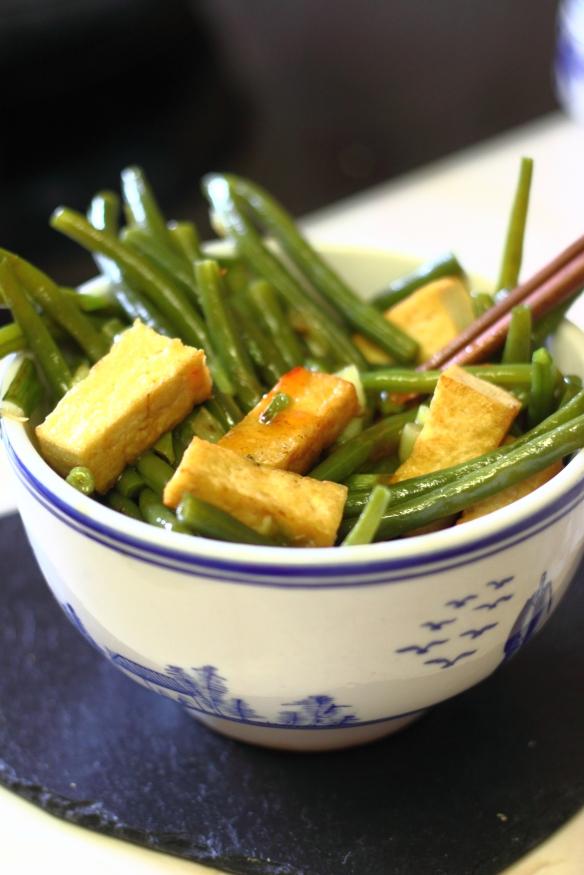 Beans and Tofu