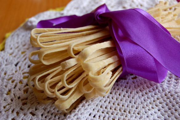 Dried Homemade Pasta