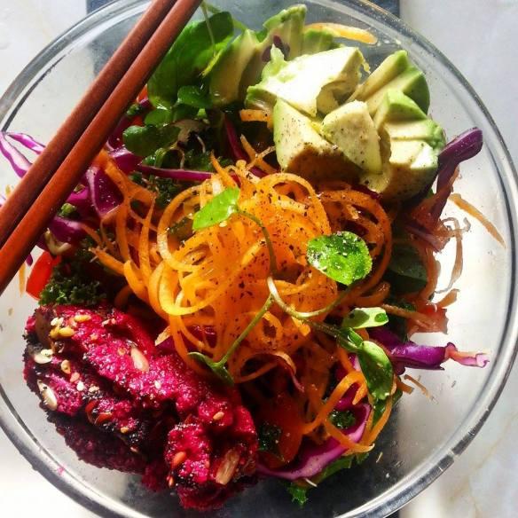 Rainbow Salad 2