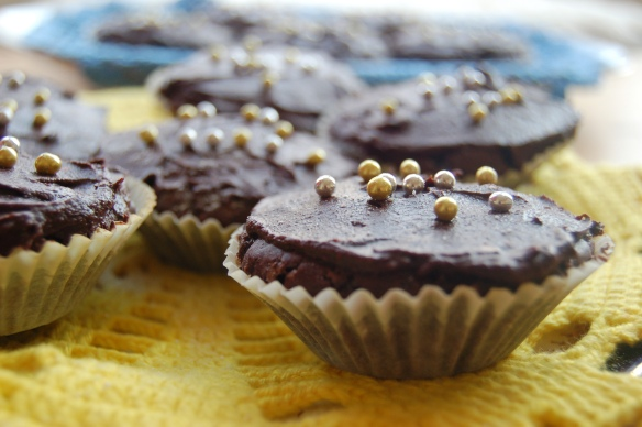 Chocolate Fairy Cakes