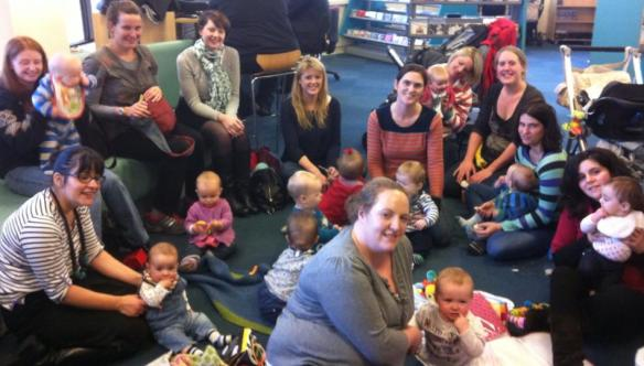 Swansea Mum's Crochet and Knitting Group