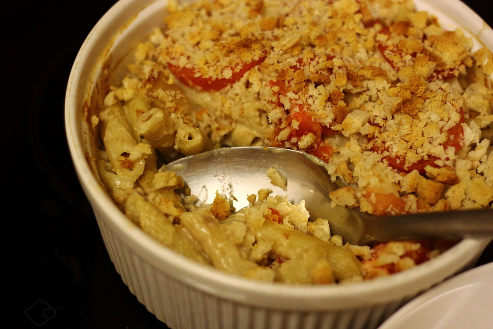 ... best gluten free baked mac and cheese recipe kicked up by karina