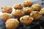 Savoury GF Muffins