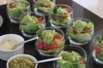 Salad Boats