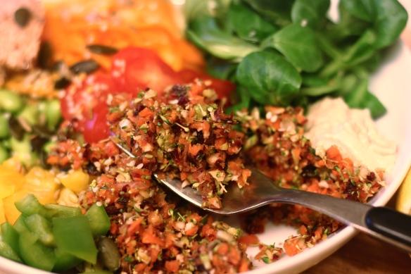 Squash Spagetti Salad 3